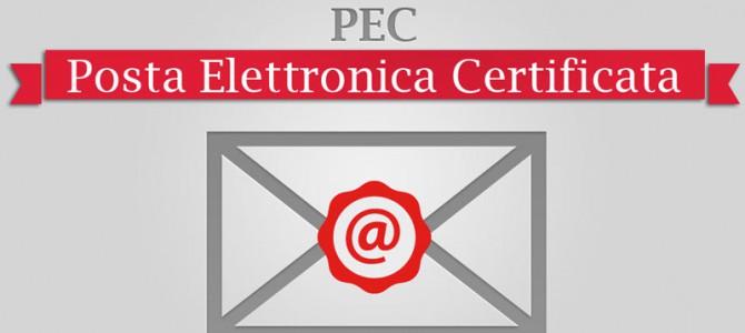 Attivazione PEC e comunicazione al Registro delle Imprese per le ditte individuali