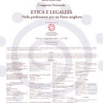 Etica e legalità